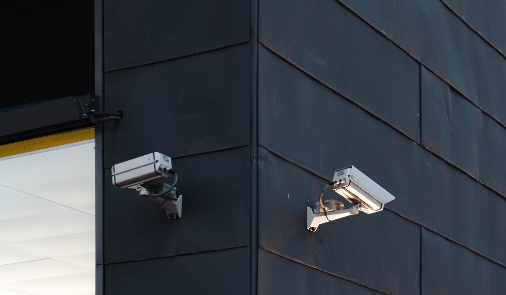 Inherent Security Risk - CCTV as controls