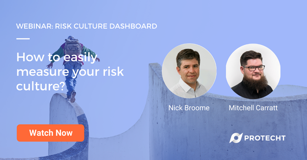 Risk Culture Dashboard Webinar Recording