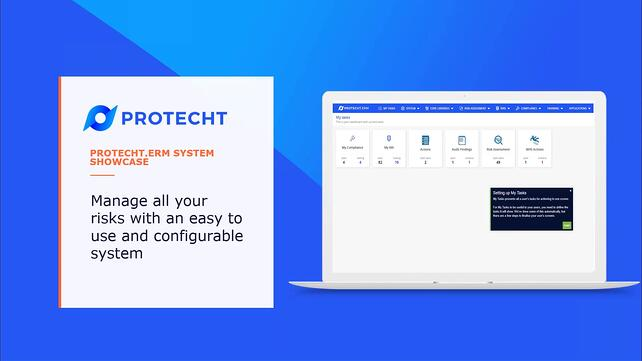 Protecht.ERM Showcase Aug 2020 - Manage all your risks with an easy to use and configurable system-thumb