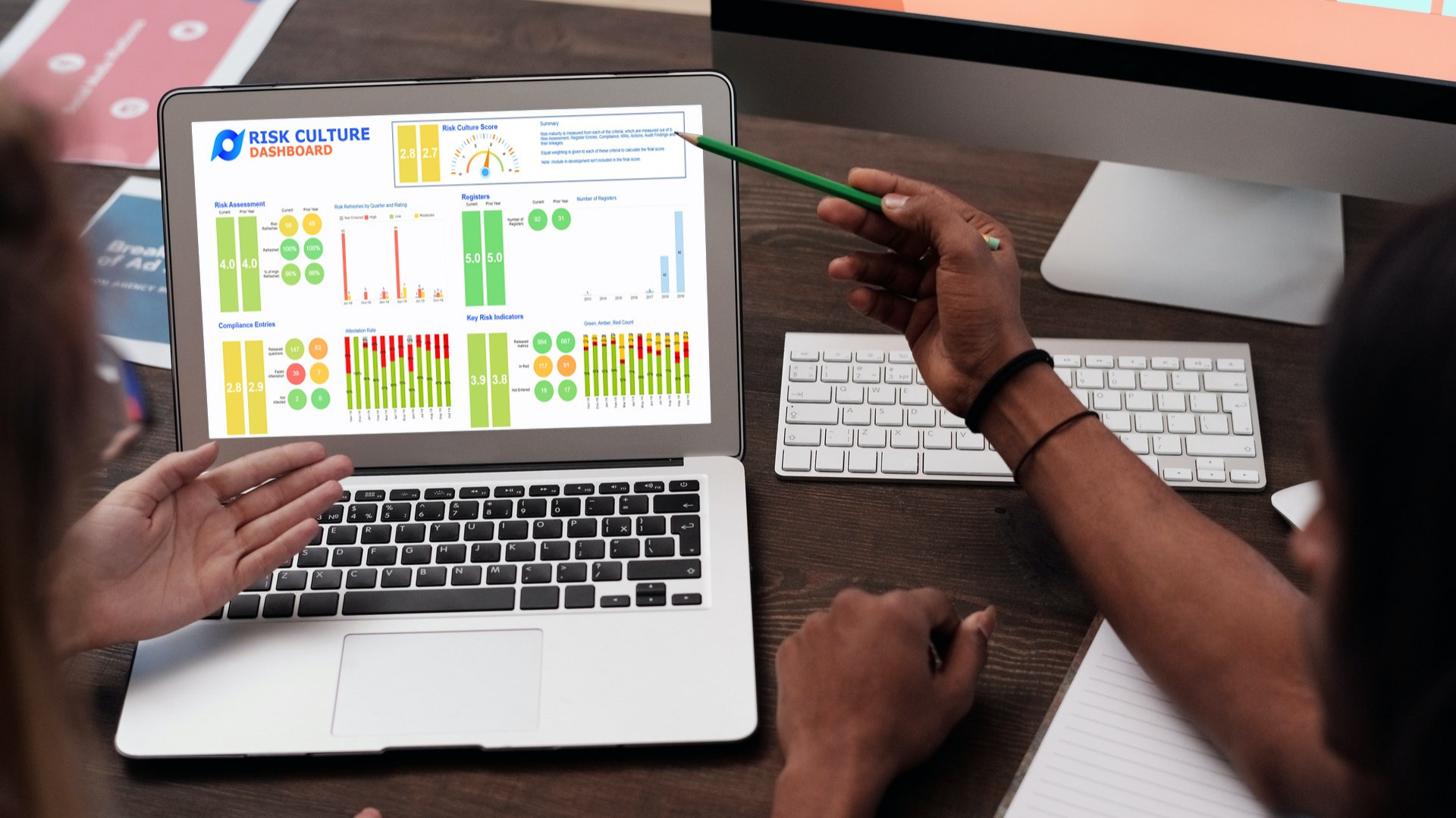 Culture and Conduct Risk Management: Bringing it to life with Metrics and Dashboards webinar featured image