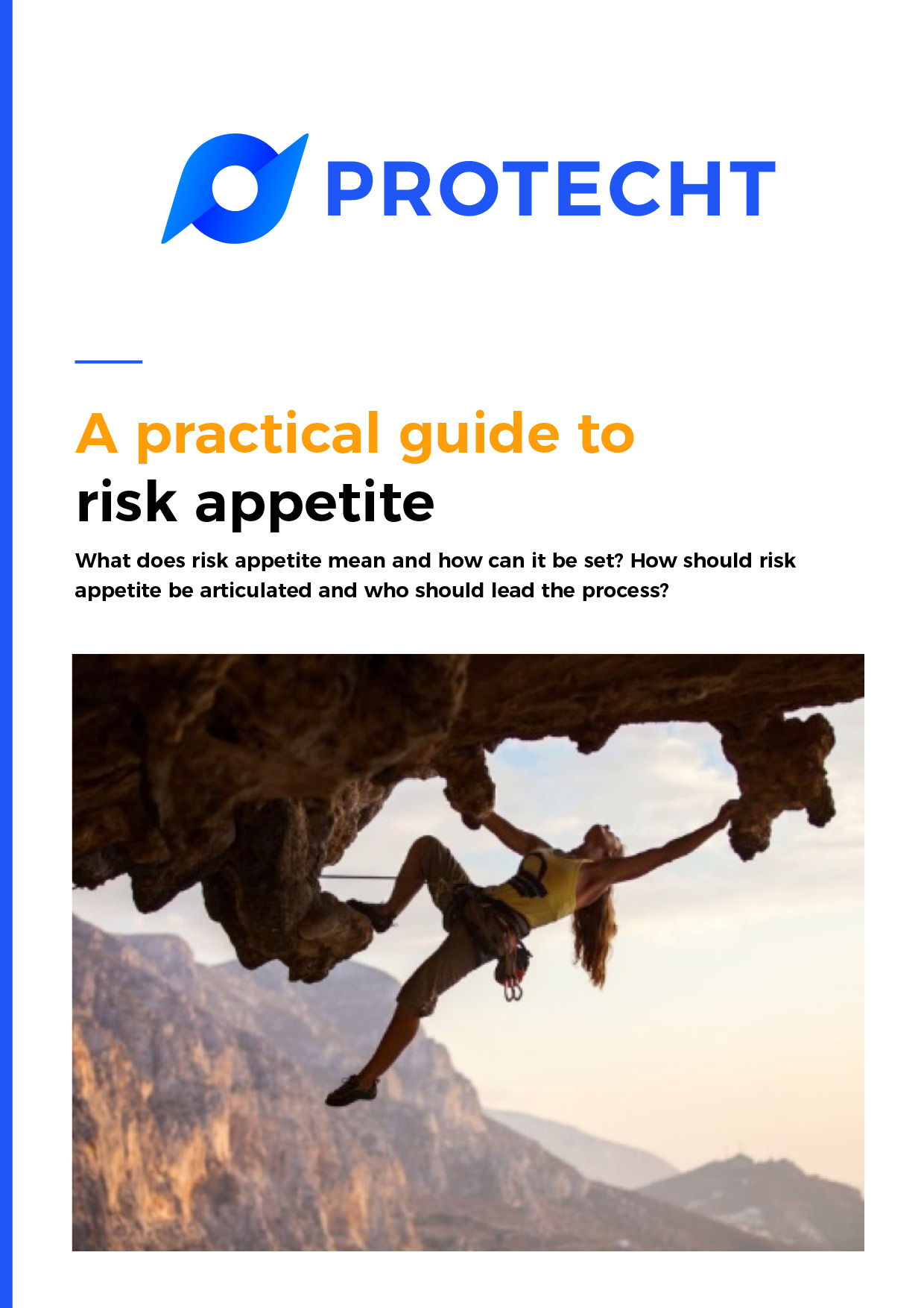 A Practical Guide to Risk Appetite