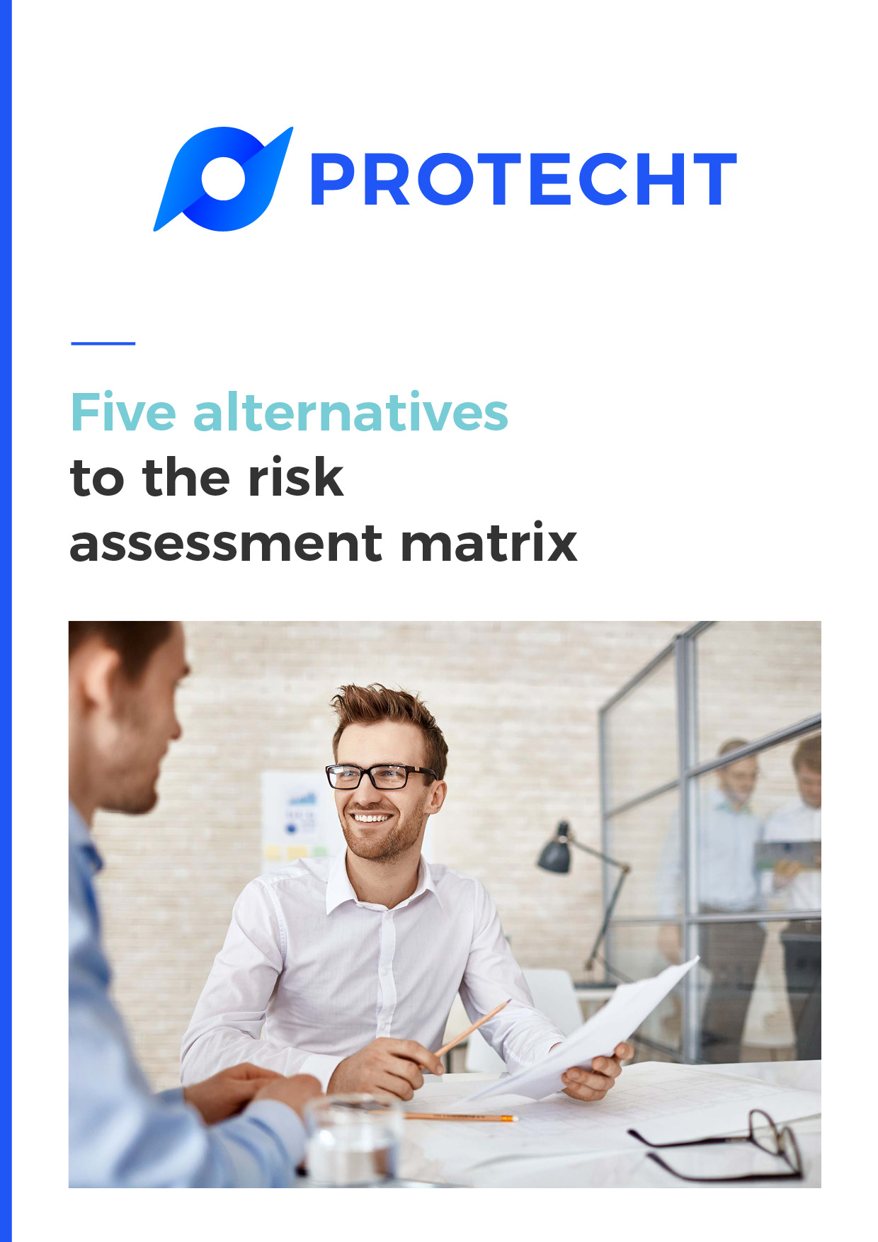 Five Alternatives To The Risk Assessment Matrix ebook cover
