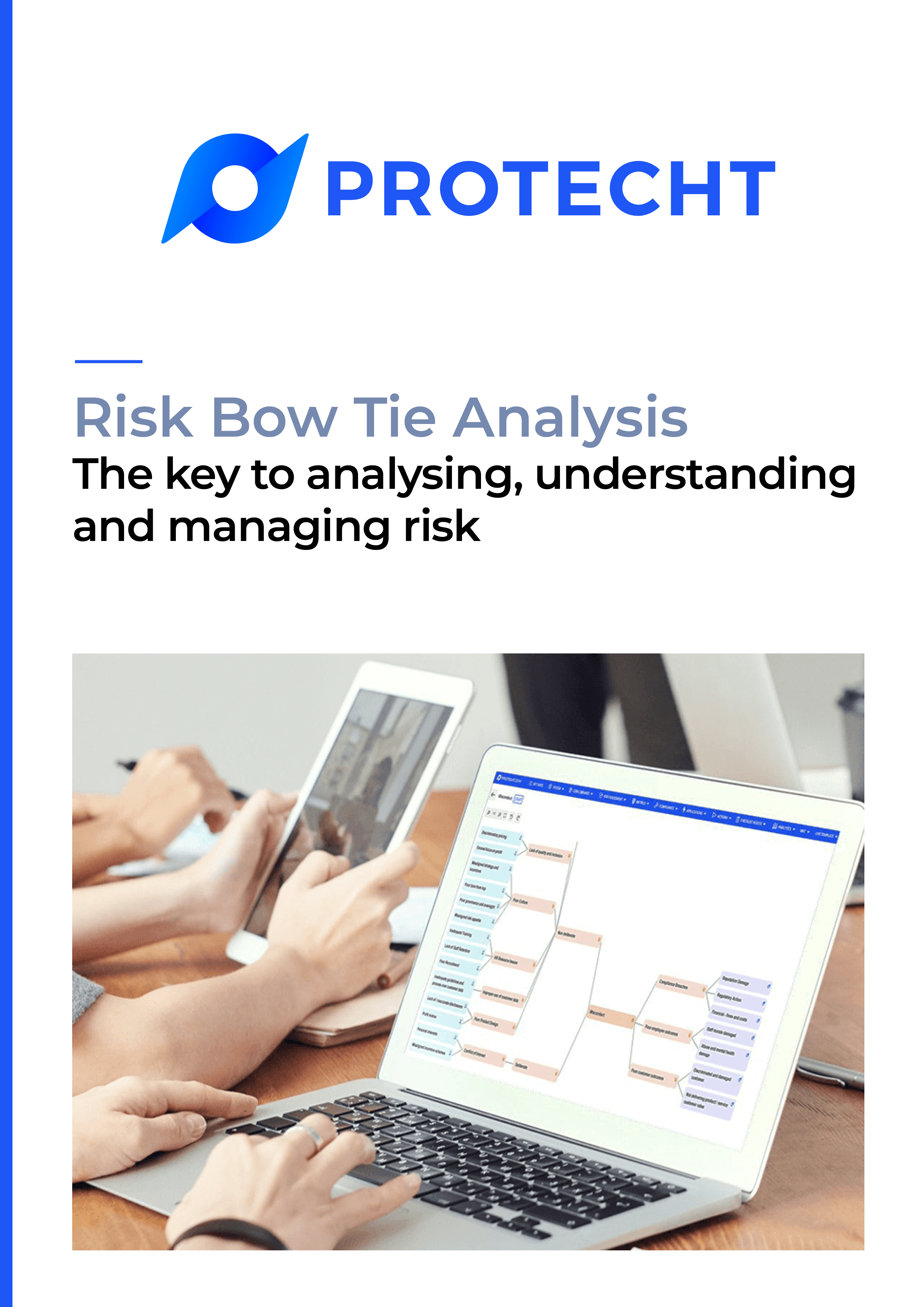 Risk Bow Tie Analysis eBook Cover