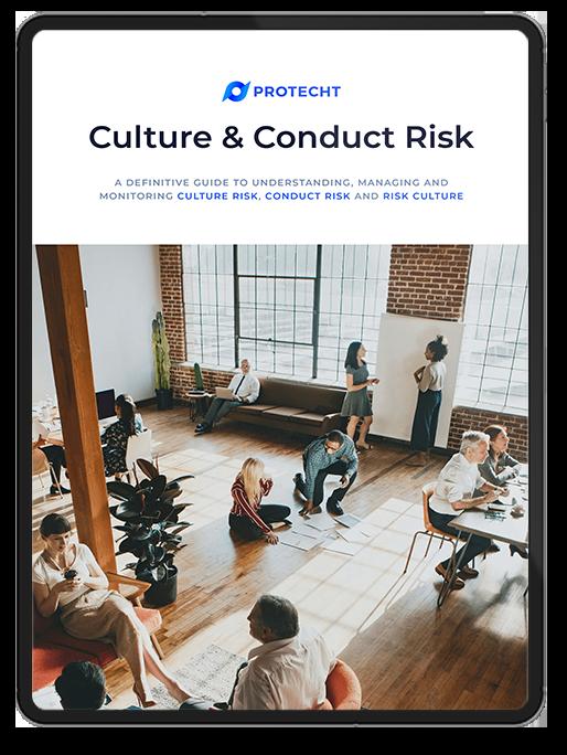 A Definitive Guide to Culture Conduct Risk Culture cover